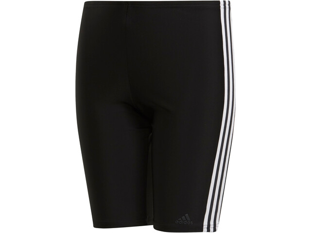 adidas Fit 3S Jammer Jongens, black/white